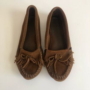 Shoes - Moccasin slip ons